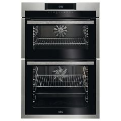 Aeg DCE731110M 90Cm Built In Double Oven