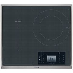 Aeg HK683320XG 60Cm Induction Hob With Stainless Trim