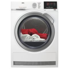 Aeg T7DBG832R 8Kg Heat Pump (Sensidry) Tumble Dryer