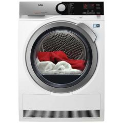 Aeg T8DEE945R 9Kg Heat Pump (Sensidry) Tumble Dryer