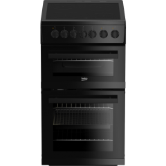 Beko EDVC503B 50Cm Electric Cooker