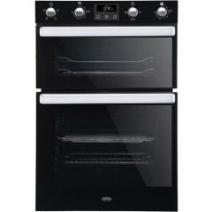 Belling BI902FPBLK 90Cm Built In Oven