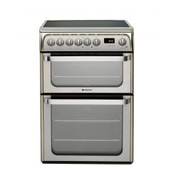 Hotpoint HUE61XS 60Cm Cooker
