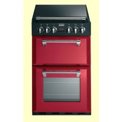 Stoves 444449013 St Rich 550E Double Oven Ceramic Cooker Jal